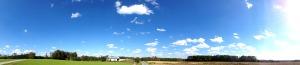 Eastern Shore sky